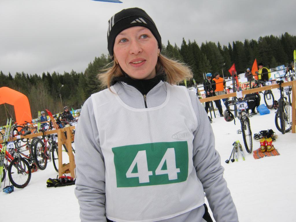 Наша чемпионка - Екатерина Суворова
